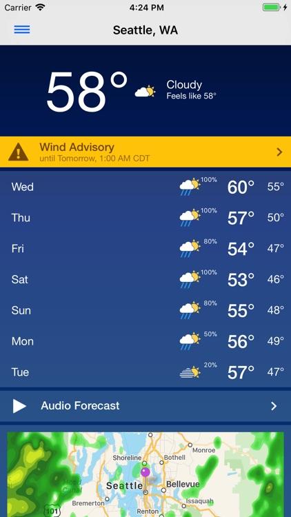 ALERT FM-Local Alerts +Weather