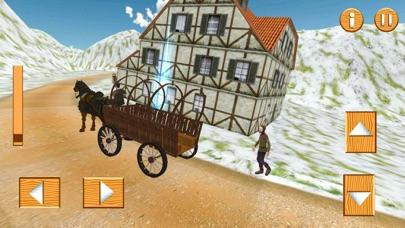 My Horse Buggy Transportation screenshot 1