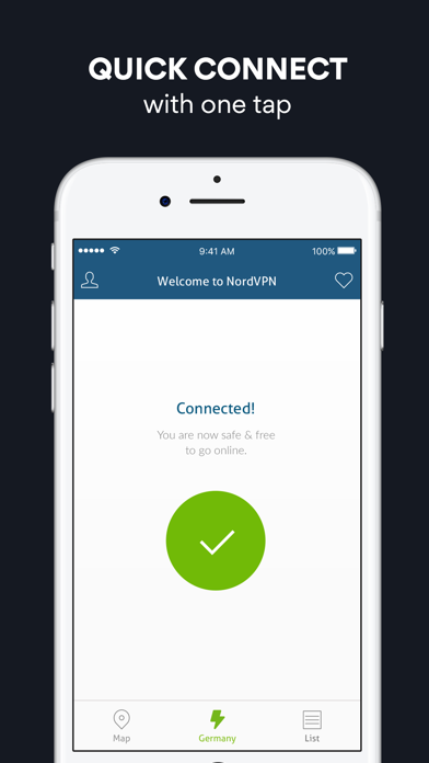 NordVPN - Private & Secure VPN Screenshots