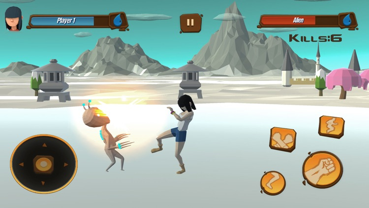 Planetboy – Clash with Aliens screenshot-4