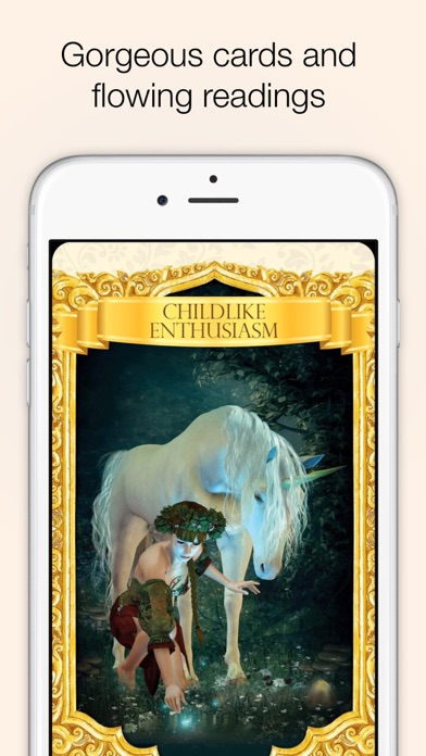 Ask the Unicorns Oracle Cards screenshot 2
