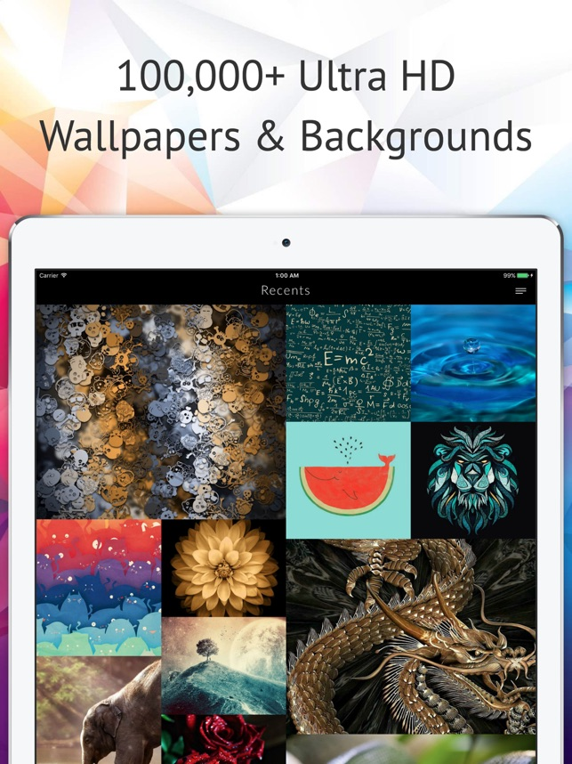 Skywall Pro - HD+ Wallpapers Screenshot