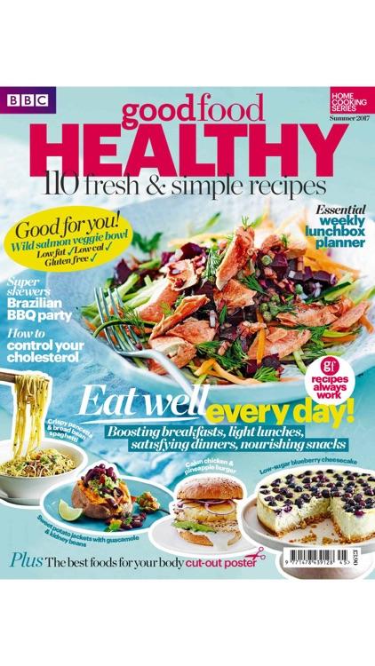 BBC Easy Cook Magazine – Quick and Easy Recipes