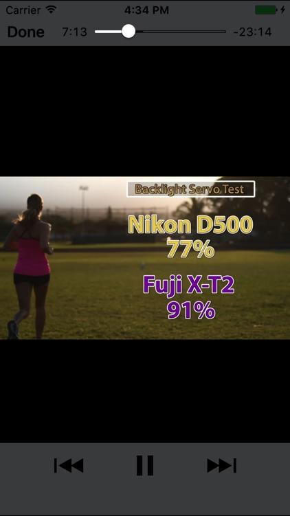 Videos Training For Fujifilm X-T2 screenshot-4