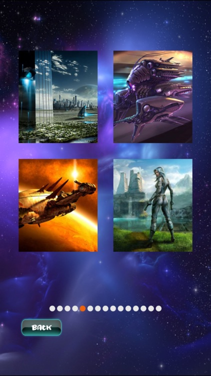 Sci-Fi Puzzles screenshot-1
