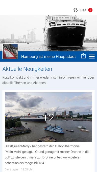 点击获取Hamburg ist meine Hauptstadt