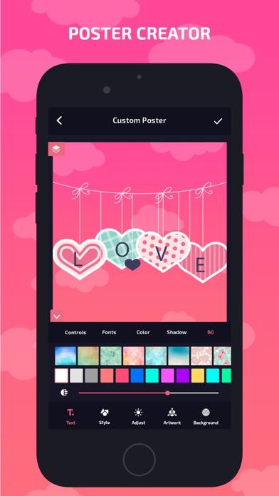 Poster Creator - Banner Maker - App - iOS me