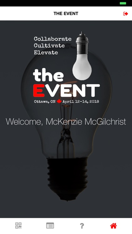 the EVENT - Lead Retrieval