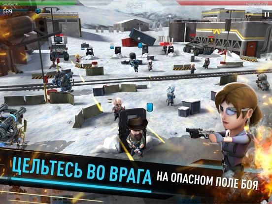 Скачать игру WarFriends: PVP-шутер