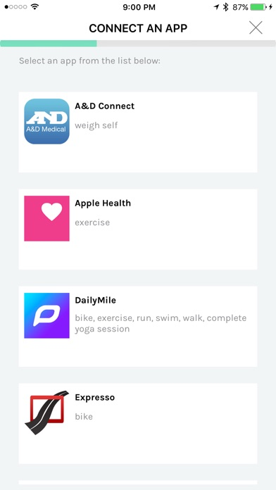 Achievement - Reward Health app image