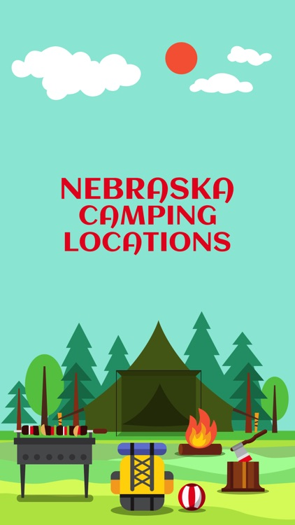 Nebraska Camping Locations