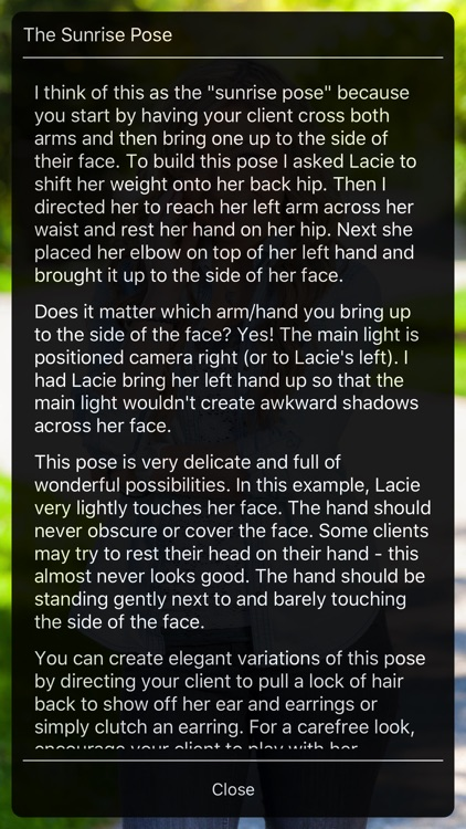 Pocket Poser Lite screenshot-3