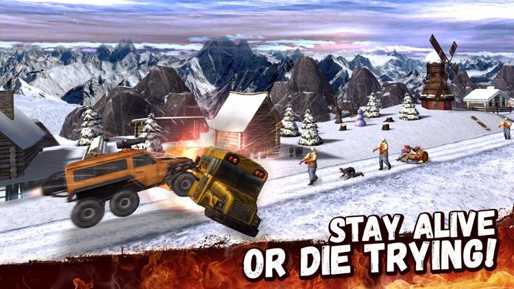 Zombie Derby 2 screenshot-4
