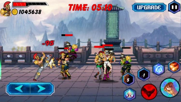 Street Fight Serious screenshot-5
