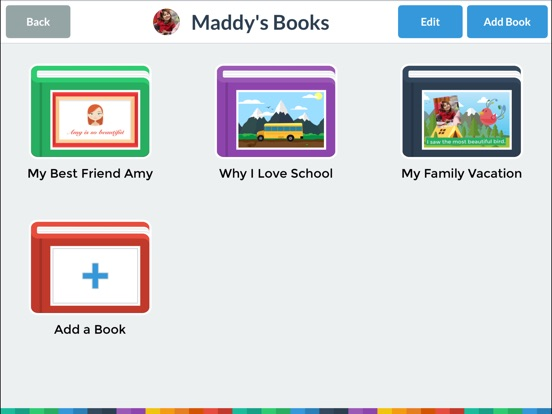 My Story School eBook Maker Screenshots