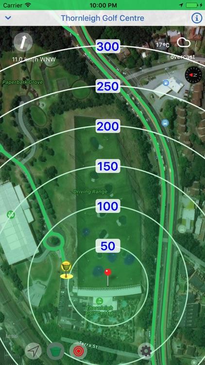 RangeNearMe golf practice driving range directory