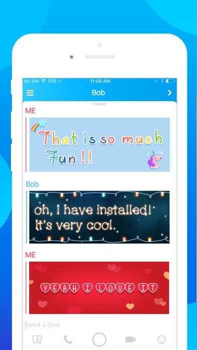 Cool Fonts Keyboard, Text Artのおすすめ画像2