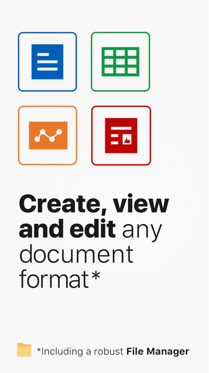 OfficeSuite - Office Editor screenshot-0