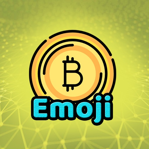 Crypto Bitcoin Emoji