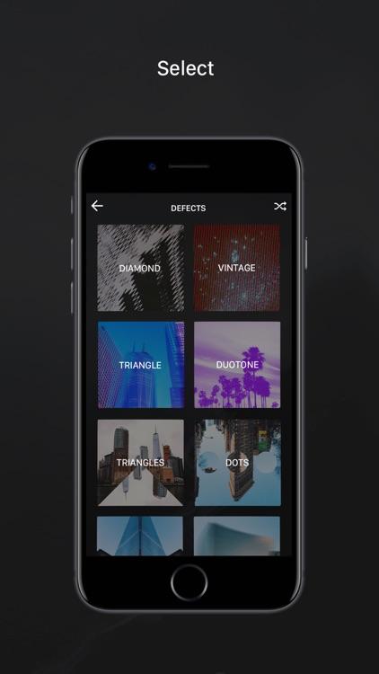 Defqt - camera effects screenshot-0
