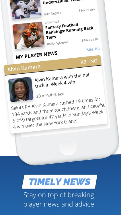 Fantasy Football My Playbook screenshot-3