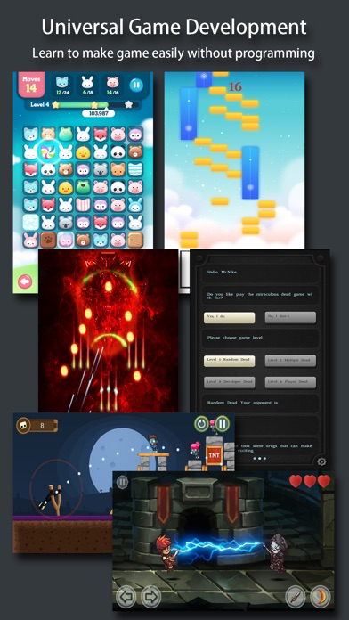 Game Maker Pro 2018 Screenshots