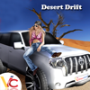 Arijit Bhattacharyya - Desert Car Drift 3d artwork