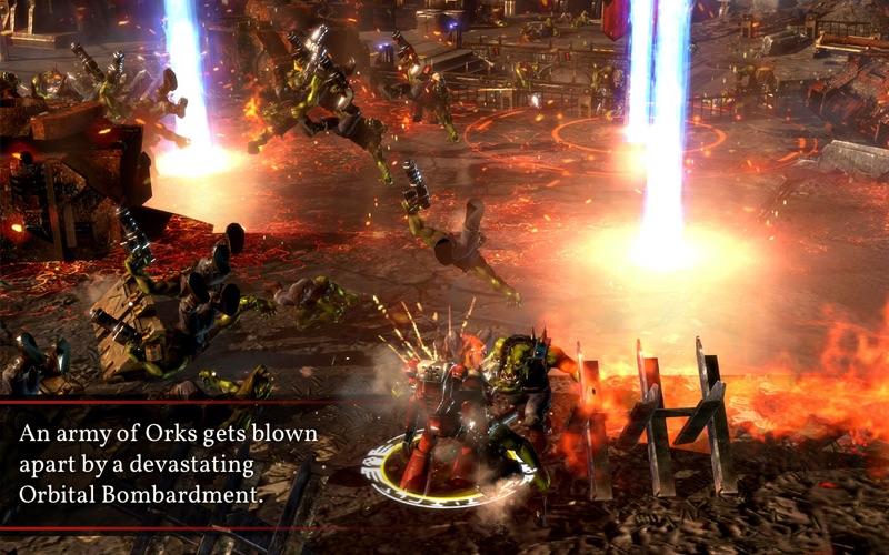 Warhammer 40K: Dawn of War II screenshot 6
