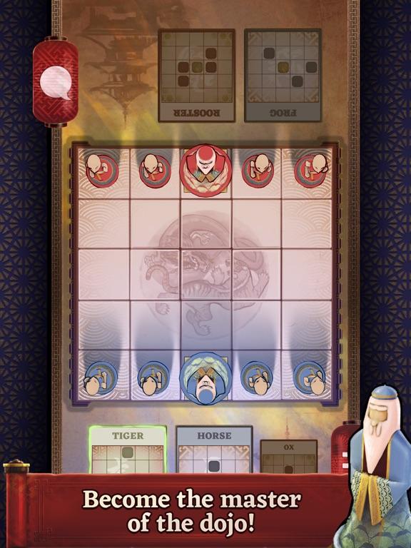 Onitama: The Board Game-ipad-2