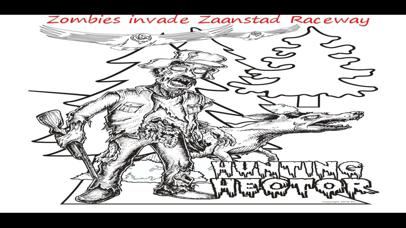 Racing Riders Z - Zombie Road screenshot 3