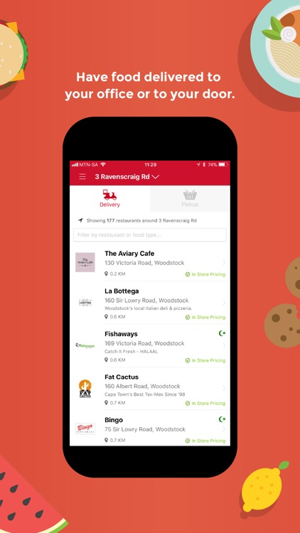 Orderin: Food Delivery