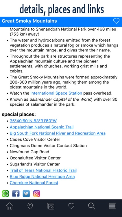 National Parks & Places (SE) screenshot-3