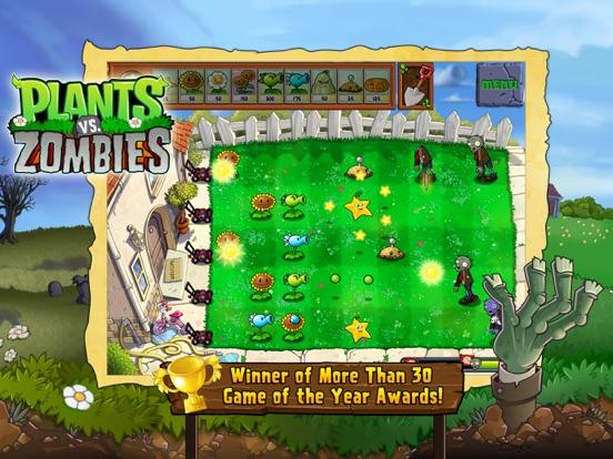 Plants vs. Zombies™ HD на iPad