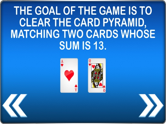 Pyramid Solitaire ® screenshot 6