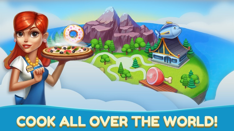 Cooking Games Cafe- Food Fever
