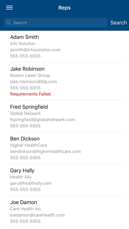 Vendormate Credentialing screenshot-4