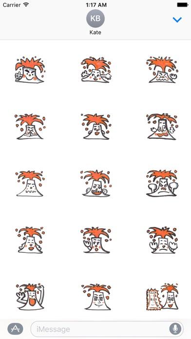 Volcano: Volcano Emoji