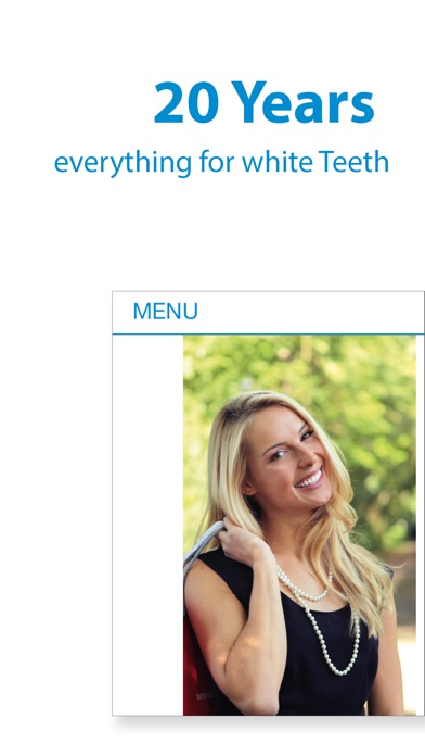 Screenshot for WHITEsmile Tooth Whitening in Colombia App Store