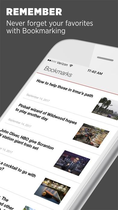 Phillycom review screenshots