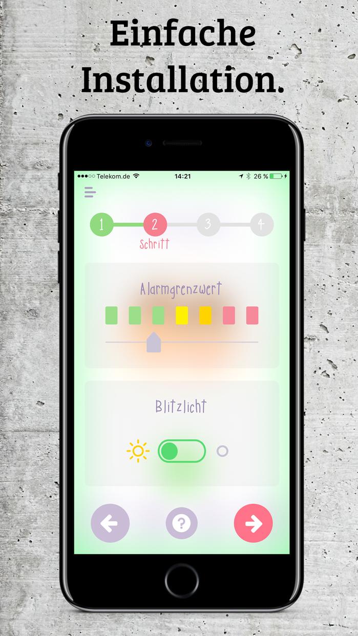 BabyPhone Duo (VoIP) Screenshot