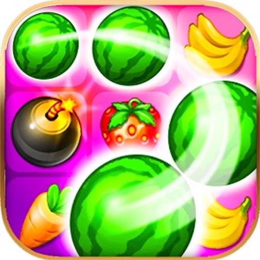Fruit Crush Swipe Blast
