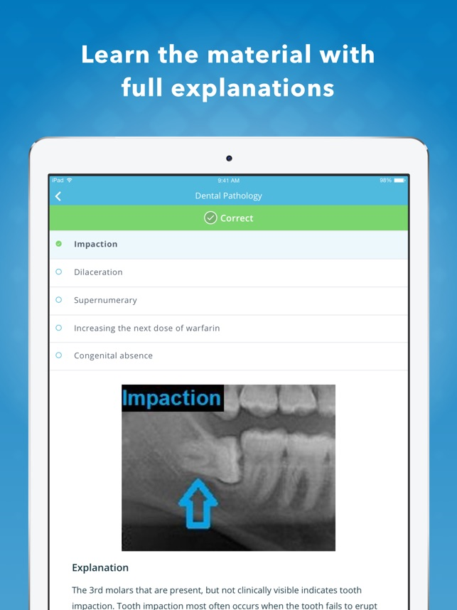 Dental Anatomy Mastery on the App Store
