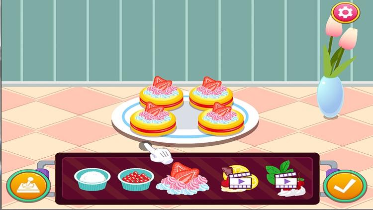 甜品餐厅—模拟经营游戏