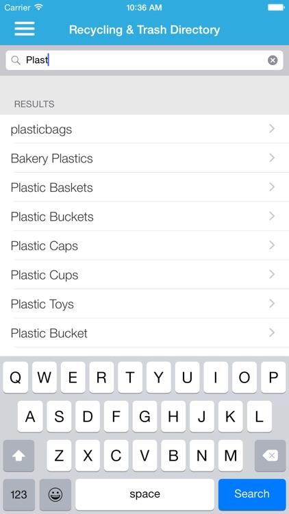 Boston Trash Schedule & Alerts screenshot-3