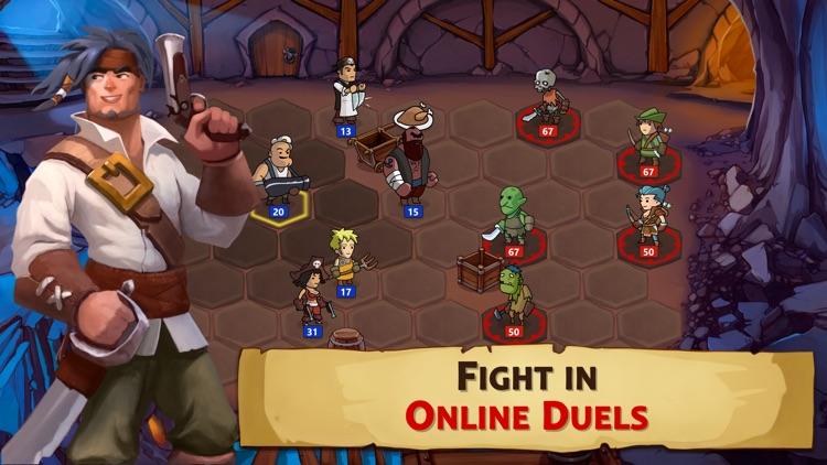 Braveland Heroes screenshot-3