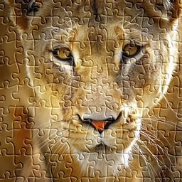Wild Animals Jigsaw Puzzles Brain Challenge