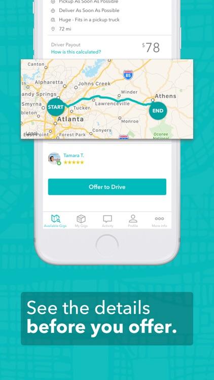Roadie Delivery screenshot-3
