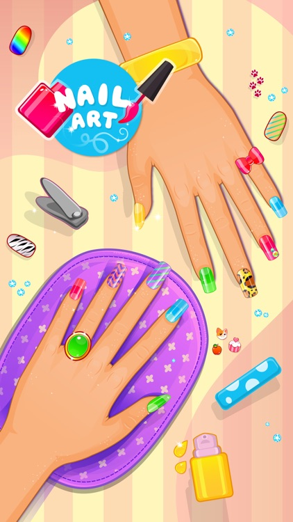 Nail Art Designer screenshot-0