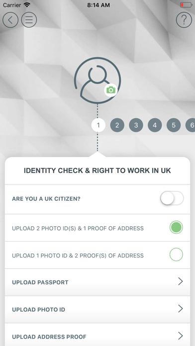 Locum Passport screenshot four