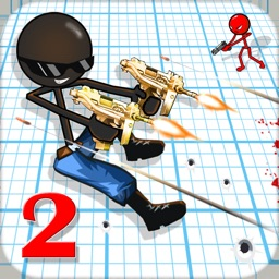 Sniper Shooter Stickman 2 Fury